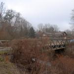 Bierbaum Neudau Brücke kurz vor Burgau