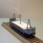 Arbeitsriebwagen SP der Wiener Straßenbahn